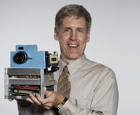 World's first digital camera